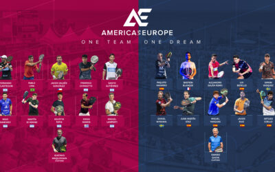 America vs Europe, the Padel Laver Cup arrives